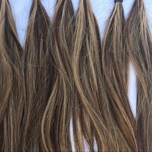 100% Remy  l Tip Human Hair Extensions